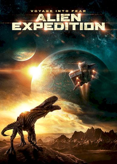 Alien Expedition (2018) Cover