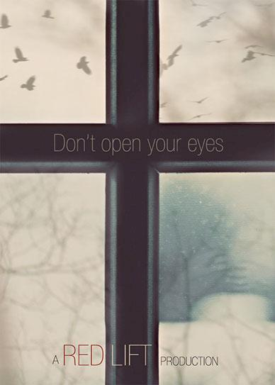 Don't Open Your Eyes (2018) Cover