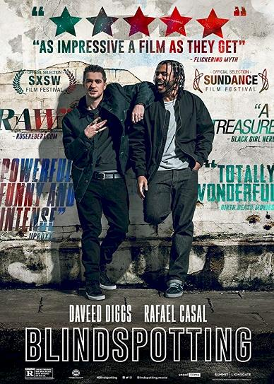 Blindspotting (2018) cover