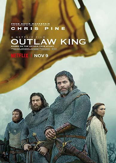 Outlaw King (2018) Cover