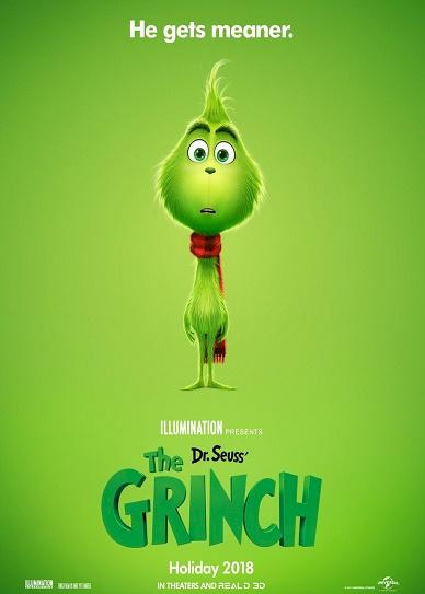The Grinch (2018) Cover