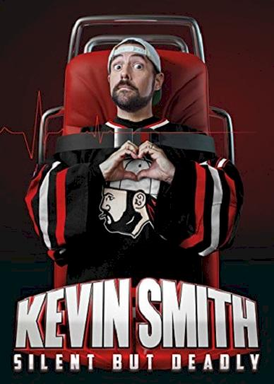Kevin Smith Silent But Deadly (2018) Cover