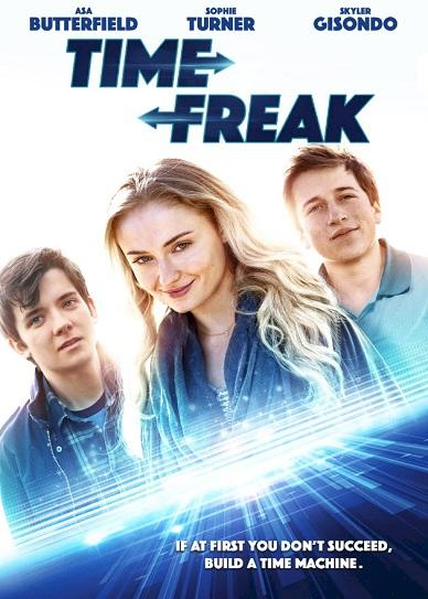 Time Freak (2018) Cover