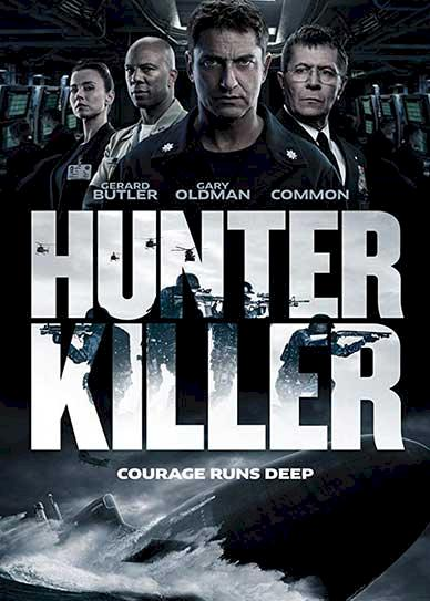 Hunter Killer (2018) Cover