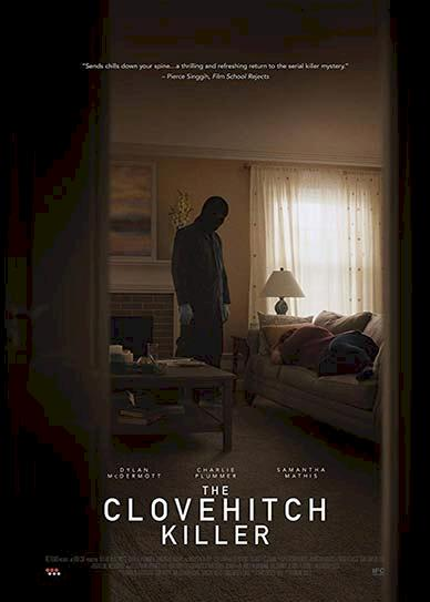 The Clovehitch Killer (2018) Cover