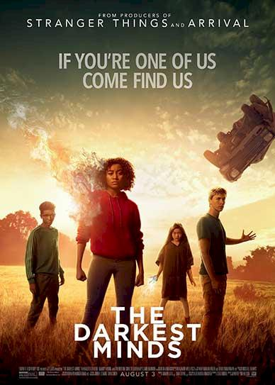 The Darkest Minds (2018) Cover