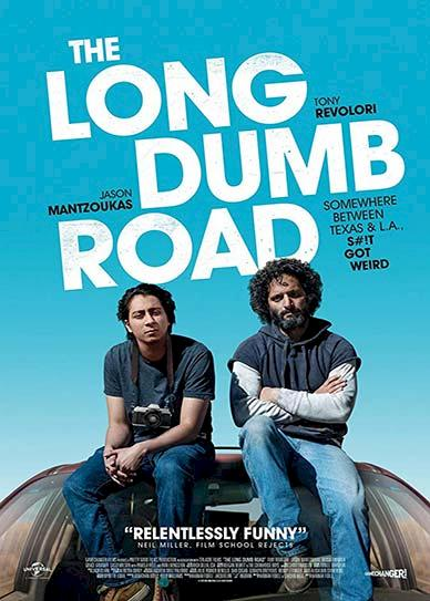 The Long Dumb Road (2018) Cover