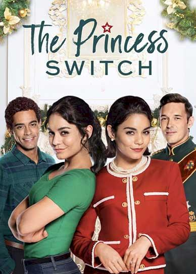 The Princess Switch (2018) Cover