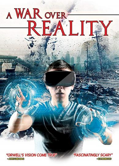 A War Over Reality (2018) Cover