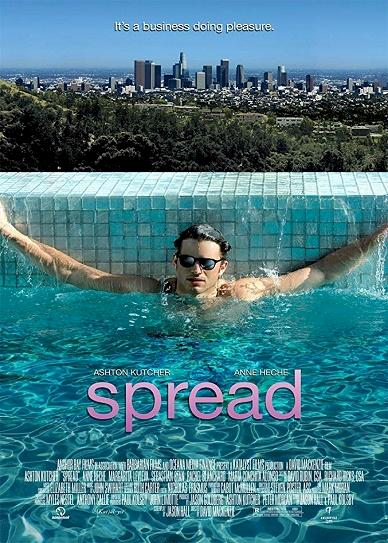 Spread (2009) Cover