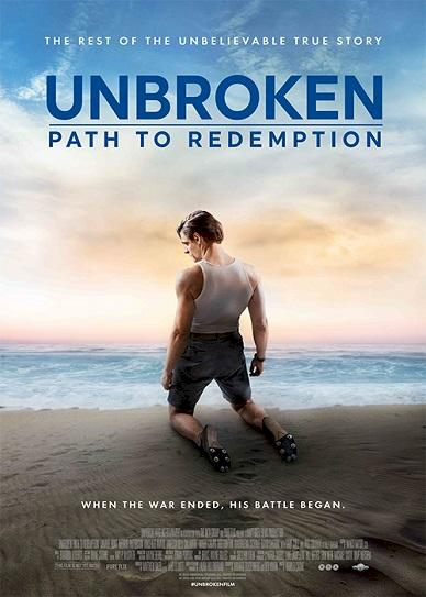 Unbroken: Path to Redemption (2018) Cover
