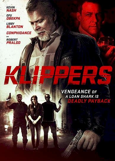 Klippers (2018) Cover