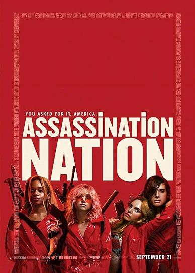 Assassination Nation (2018) Cover