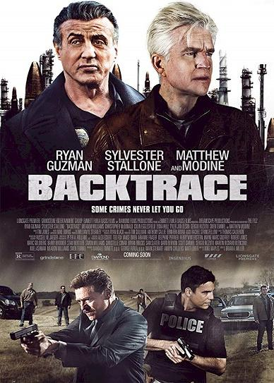 Backtrace (2018) Cover