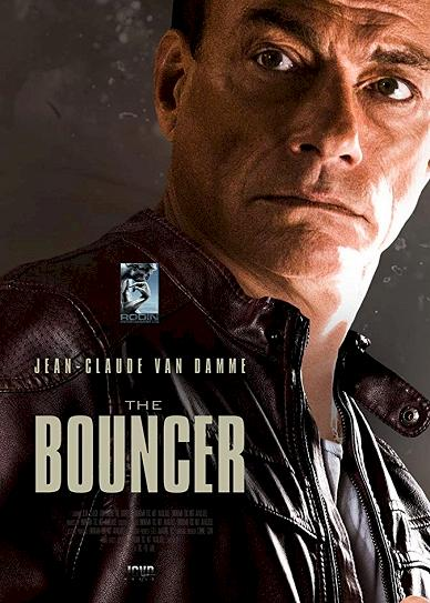 The Bouncer (2018) Cover