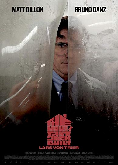 The House That Jack Built (2018) Cover