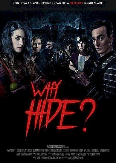 Why Hide (2018) Cover