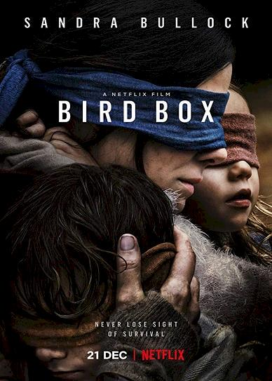 Bird Box (2018) Cover