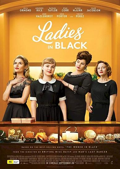 Ladies in Black (2018) Cover