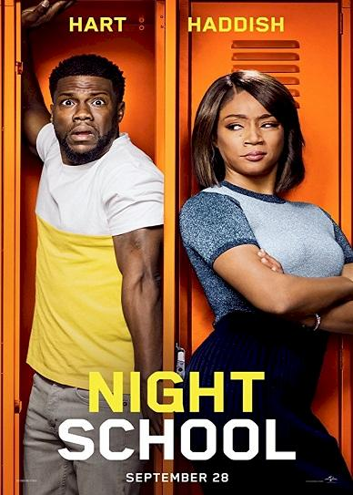 Night School (2018) Cover