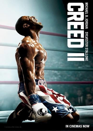 Creed II (2018) Cover
