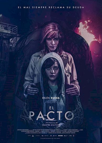 The Pact (2018) Cover