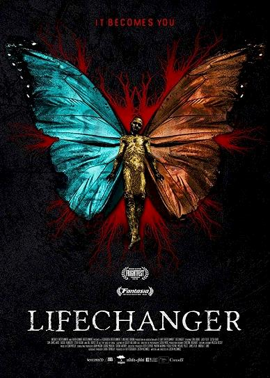 Lifechanger (2018) Cover