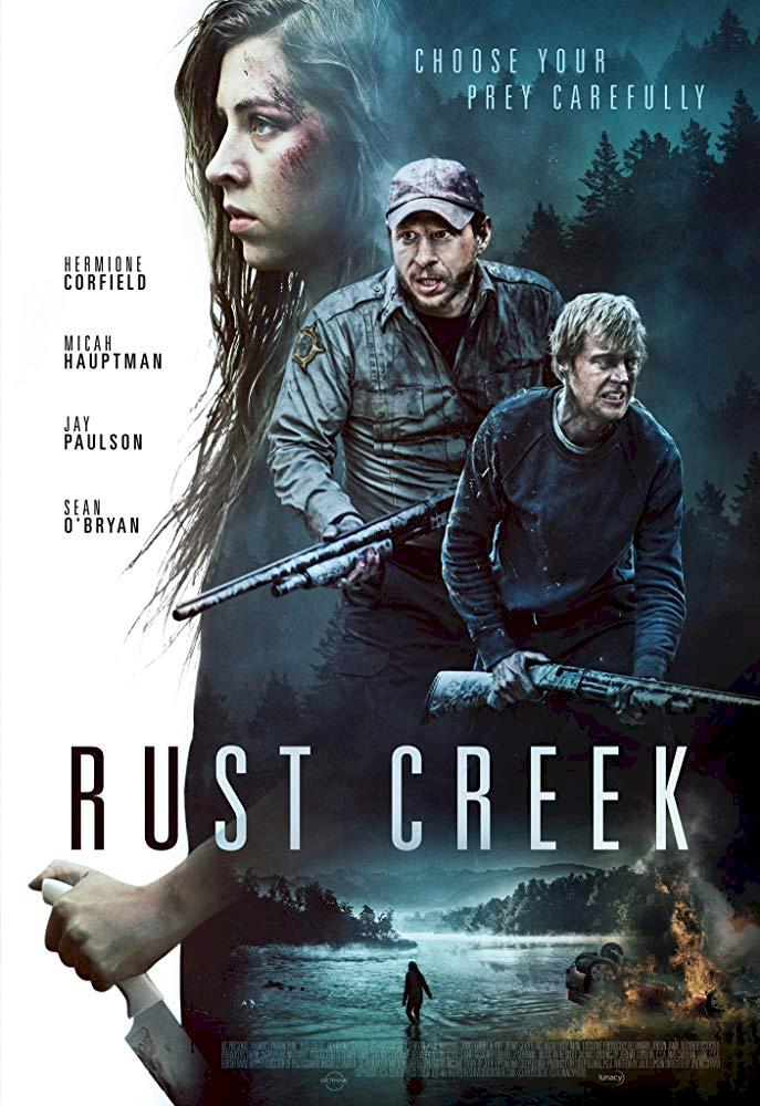 Rust Creek (2018) Cover
