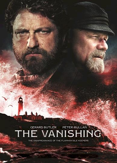 The Vanishing (2018) Cover