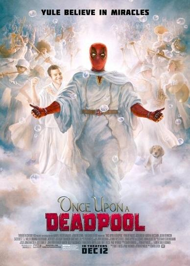 Once Upon A Deadpool (2018) Cover