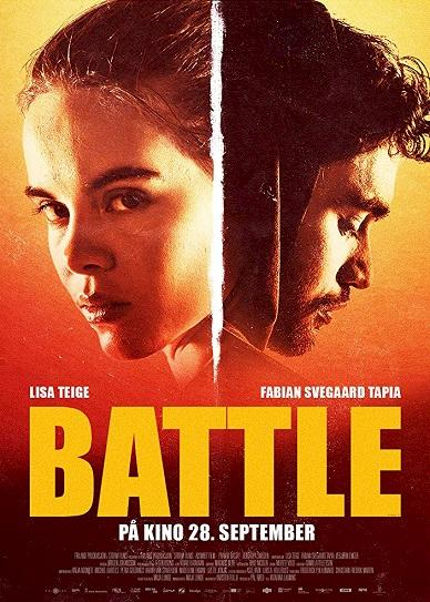 Battle (2018) Cover