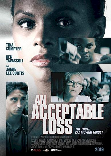 An Acceptable Loss (2018) Cover