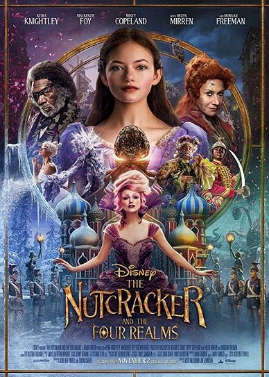The Nutcracker and the Four Realms (2018) Cover