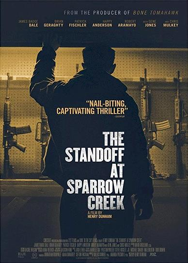 The Standoff at Sparrow Creek (2018) Cover