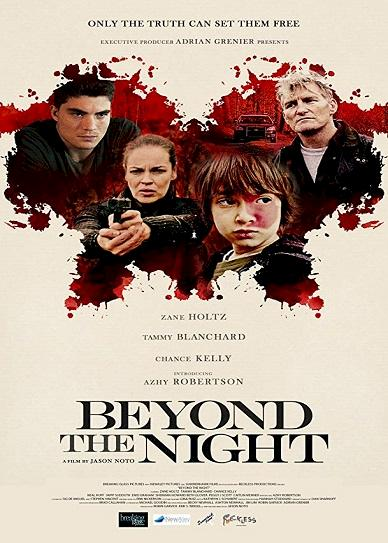 Beyond the Night (2018) Cover