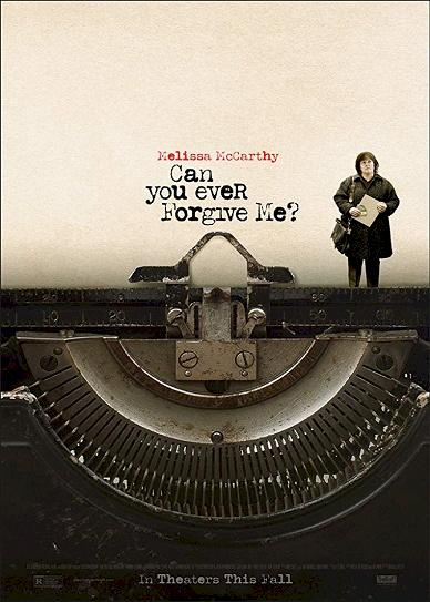 Can You Ever Forgive Me (2018) Cover