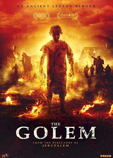The Golem (2018) Cover