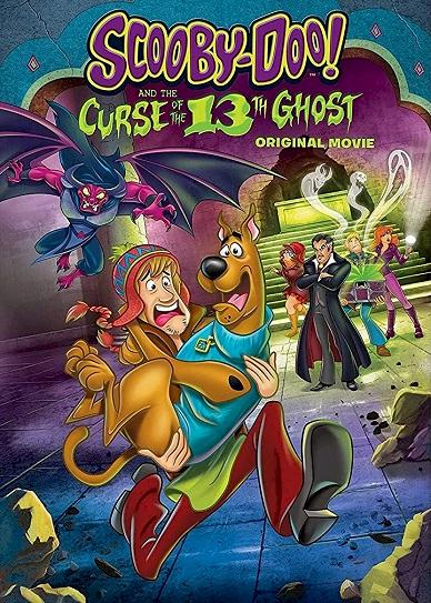 Scooby-Doo! and the Curse of the 13th Ghost (2019) Cover