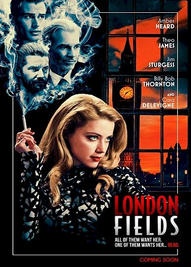 London Fields (2018) Cover