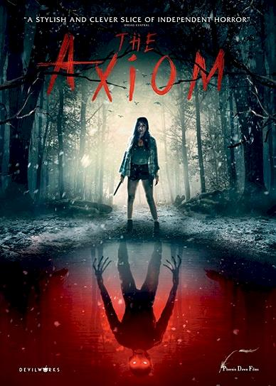 The Axiom (2018) Cover