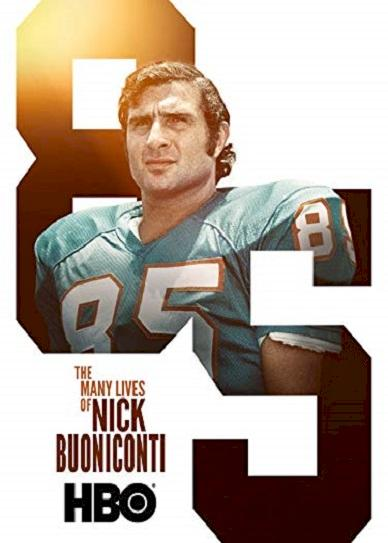 The Many Lives of Nick Buoniconti (2019) Cover