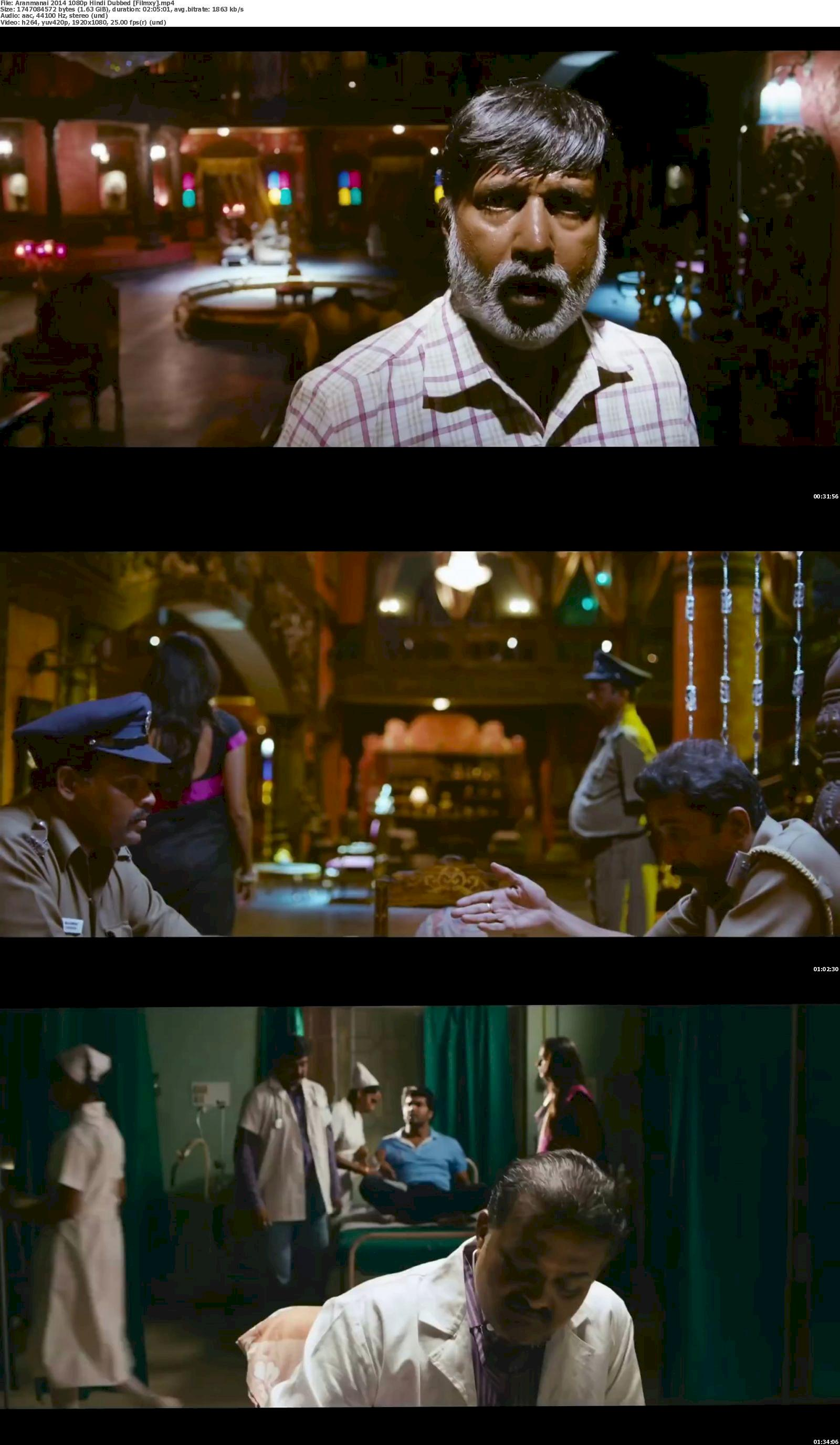 Aranmanai (2014) 720p Screenshot