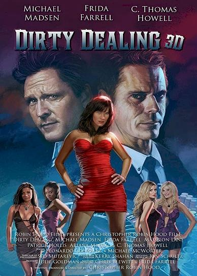 Dirty Dealing 3D Cover