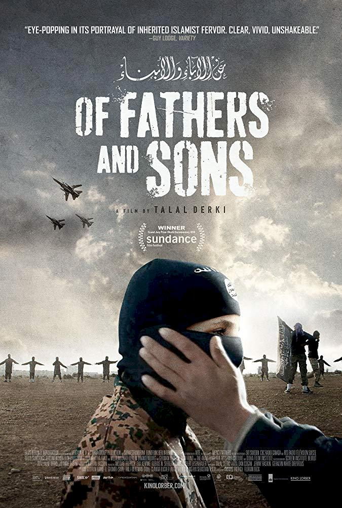 Of Father and Sons (2017) Cover