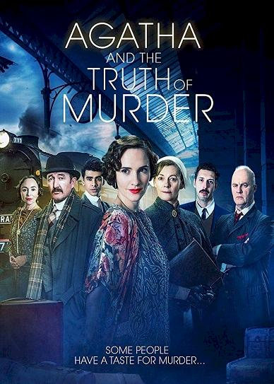 Agatha and the Truth of Murder Cover