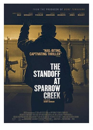 The Standoff at Sparrow Creek Cover