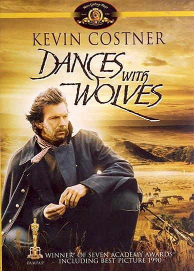 Dances with Wolves Cover