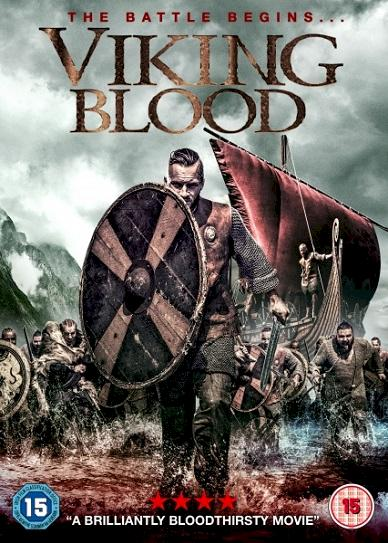 Viking Blood Cover