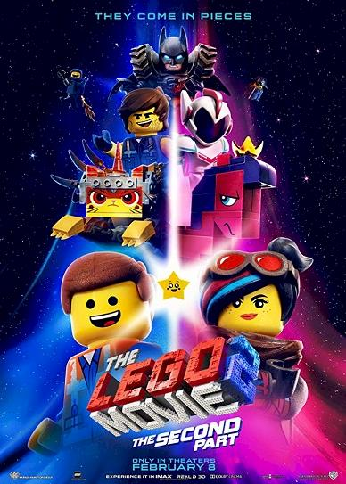 The Lego Movie 2: The Second Part Cover