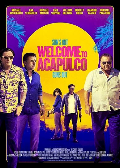 Welcome to Acapulco Cover